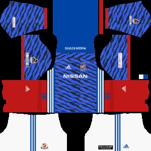 Yokohama F. Marinos Home Kits DLS 2018