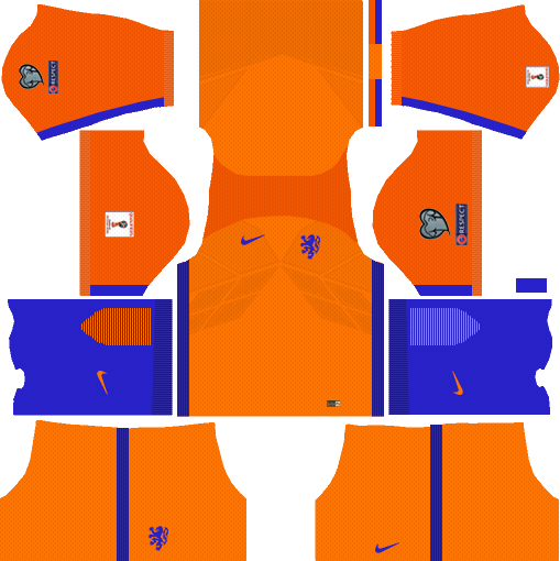 Netherlands Home Kit DLS 2018