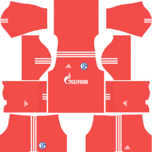 Schalke 04 Goalkeeper Away Kits DLS 2018