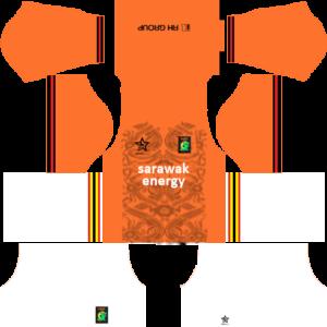 Sarawak Kits Goalkeeper Away DLS 2018
