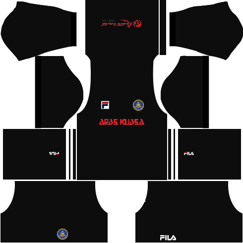 Pahang Fila Kits Goalkeeper Home DLS 2018