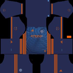 New York City FC Away Kits DLS 2018