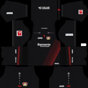 Dream League SoccerBayer Leverkusen Kits and Logos 2018, 2019 – [512X512]