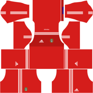 Mexico Kits Away Goalkeeper 2018