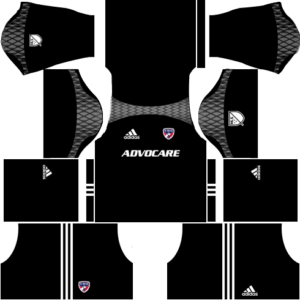 FC Dallas Goalkeeper Away Kits DLS 2018