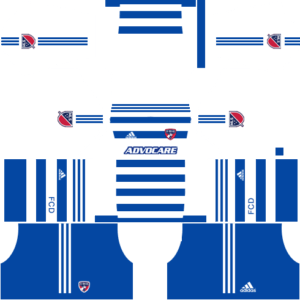FC Dallas Away Kits DLS 2018