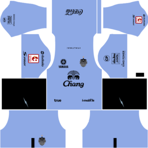 Buriram United Kits Away Goalkeeper DLS 2018