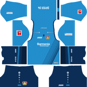 Bayer Leverkusen Fourth Kits DLS 2018