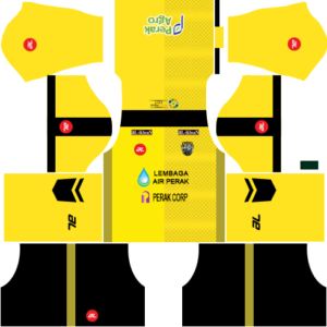 Dream League Soccer Perak Kits and Logos 2018, 2019 – [512X512]