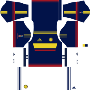 Colombia Away Kits DLS 2018