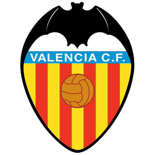 Dream League Soccer Valencia logo kit 2018 - 2019
