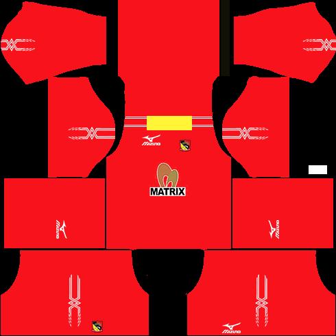 Negeri Sembilan Kits Away DLS 2018