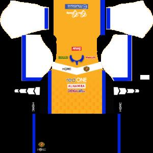 Kelantan Kits Goalkeeper Home 2018 DLS