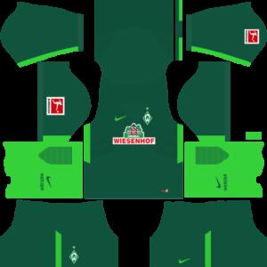 Dream League SoccerSV Werder Bremen Kits and Logos 2018, 2019 – [512X512]