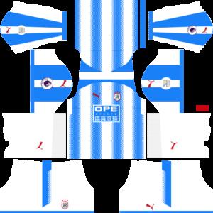 Huddersfield Home Kits DLS 2018