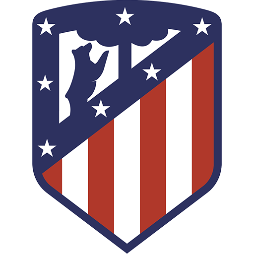 Atlético Madrid Logo DLS 2018