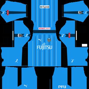 Kawasaki Frontale Home Kits DLS 2018