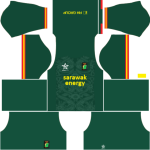 Sarawak Kits Third DLS 2018