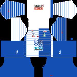 Melaka United Kits Away DLS 2018