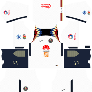Club América Away Kits DLS 2018