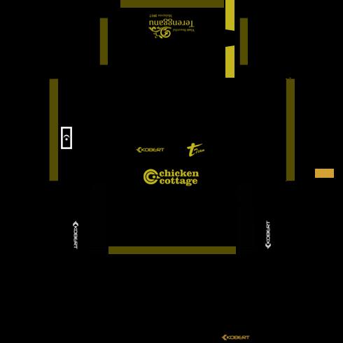 T-Team Kits Away DLS 2018