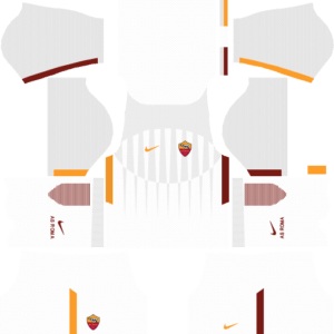 AS Roma Away Kits DLS 2018