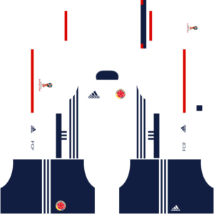 Colombia Home Kits DLS 2018