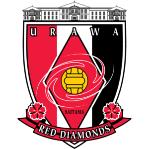 Urawa Red Diamonds Logo DLS 2018