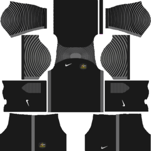 Australia Goalkeeper Home Kit DLS 2018
