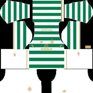 Dream League SoccerCeltic FC Kits and Logos 2018, 2019 – [512X512]