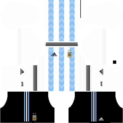 Argentina home kits
