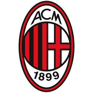 dream league soccer ac milan logo