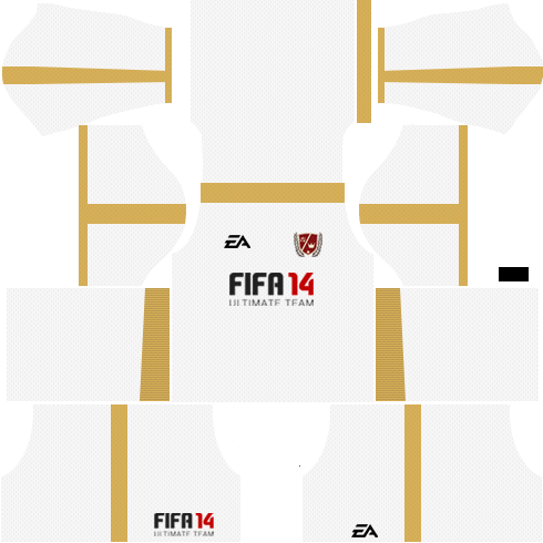 FIFA 14 Ultimate Team ( FUT 14 ) Legends Kits 2018