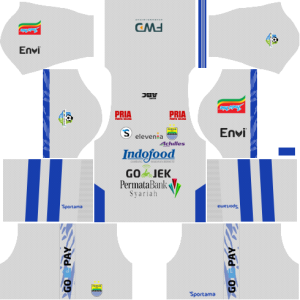 dream league soccer Persib Bandung third kit