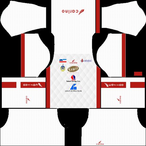 Sabah Fa Third Kit 2018