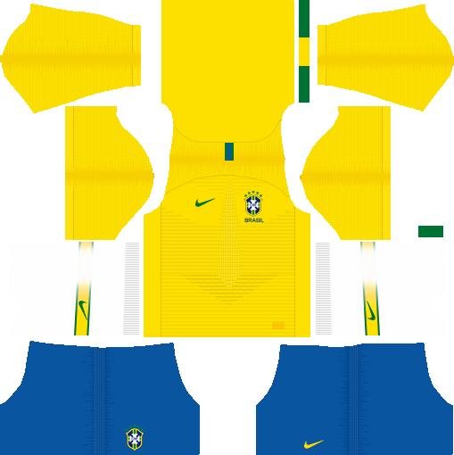 Brazil Kits Home DLS 2018