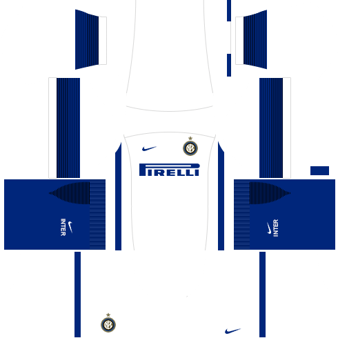 dls inter milan kits away