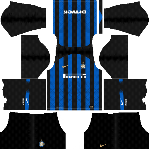 dls inter milan kits home