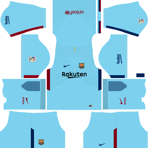 Dream League Soccer Kits  512x512    Logos with URLs 2018 - 2019 7679749c94724