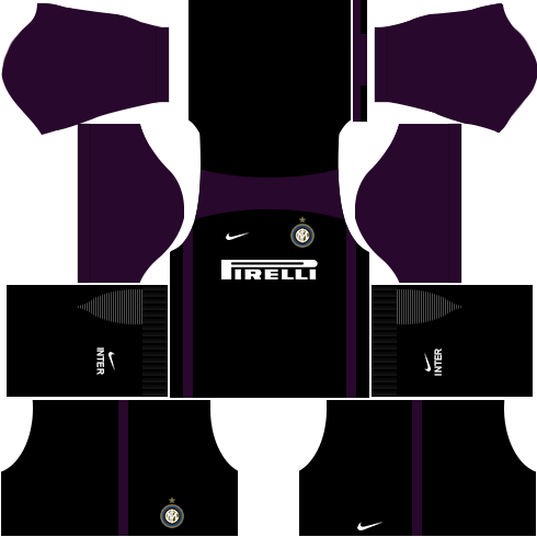 dream league soccer inter milan kits gk away