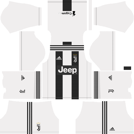 dream league soccer juventus kit home