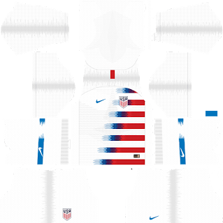 dream league soccer usa kits home