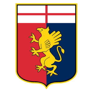 Dream League Soccer Genoa logo 2018 - 2019