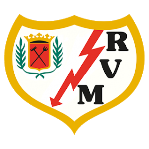Dream League Soccer Rayo Vallecano Kits and Logos 2018, 2019 – [512X512]