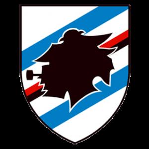 Dream League Soccer Sampdoria logo 2018-2019