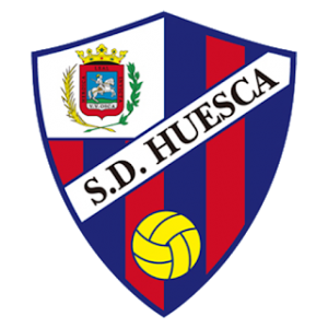 Dream League Soccer Huesca logo 2018 - 2019