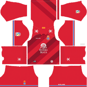 Dream League Soccer RCD Espanyol away kits