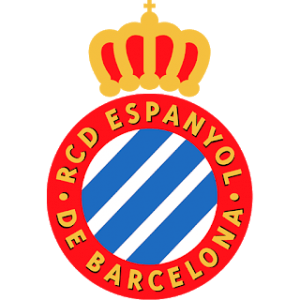 Dream League Soccer RCD Espanyol logo 2018 - 2019