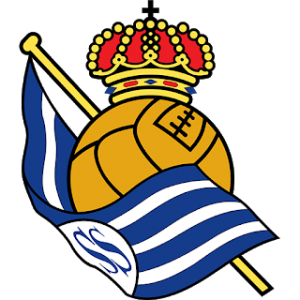Dream League Soccer Real Sociedad logo 2018 - 2019