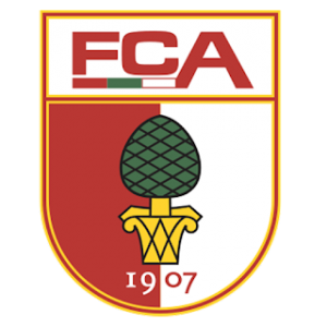 Dream League Soccer FC Augsburg logo 2018 - 2019